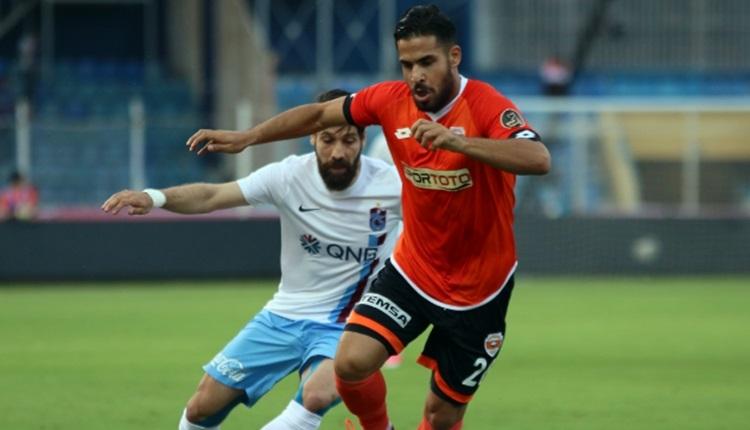Adanaspor 1-1 Trabzonspor maç özeti ve golleri