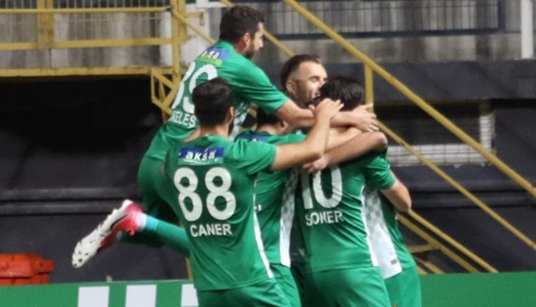 Akhisar Belediyespor 3-0 Alanyaspor maç özeti ve golleri (İZLE)