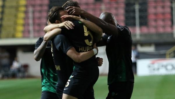 Akhisar Belediyespor 6-0 Gaziantepspor maç özeti ve golleri (İZLE)