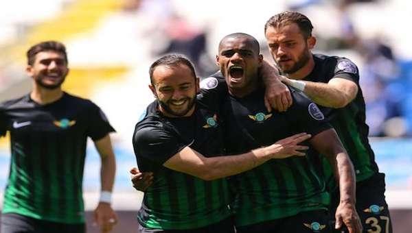 Akhisar Belediyespor'un garantileme maçı!