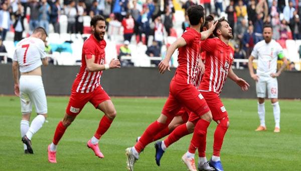 Amed Sportif - Sivas Belediyespor maçı saat kaçta, hangi kanalda? (CANLI)