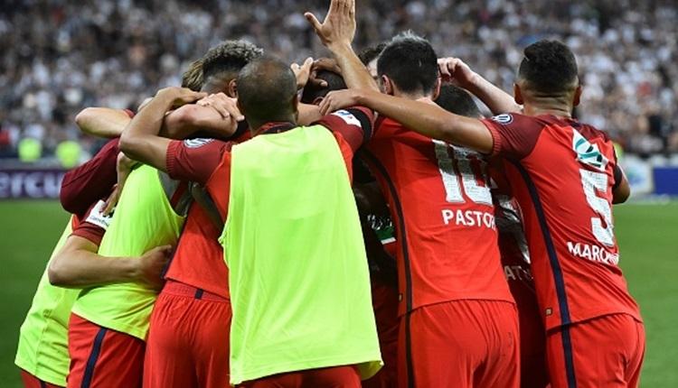 Angers 0-1 PSG maçı özeti ve golü (İZLE)