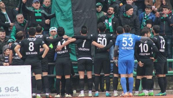 Ankara Demirspor 0-2 Kocaelispor play-off rövanş maçı özeti ve golleri