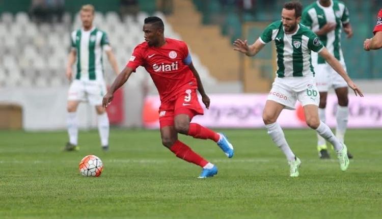Antalyaspor'da Samuel Eto'o Tita'nın peşinde!