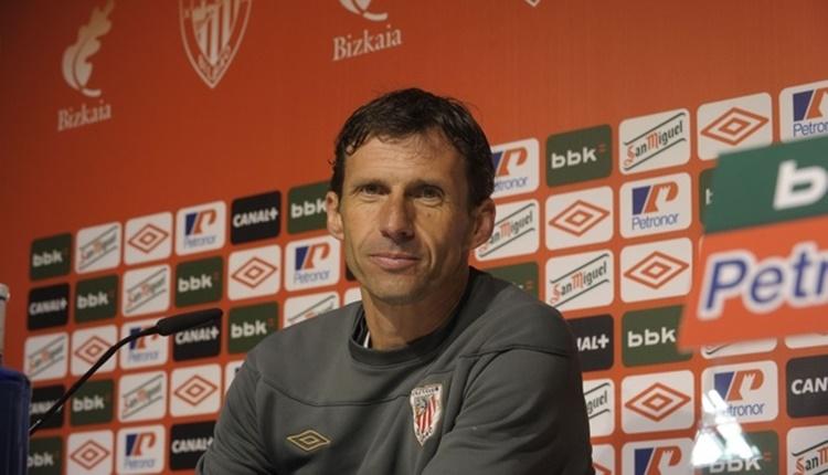 Athletic Bilbao'nun başına Angel Ziganda geldi