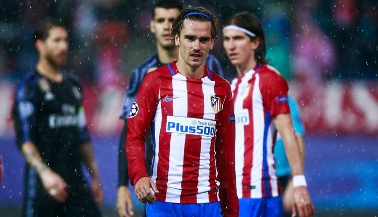 Atletico Madrid'de Griezmann hangi takıma transfer olacak?