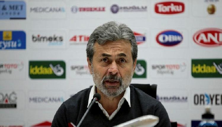 Aykut Kocaman'dan Fenerbahçe tepkisi: