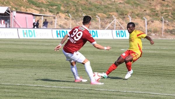 Bandırmaspor 5-0 Yeni Malatyaspor özeti ve golleri (İZLE)