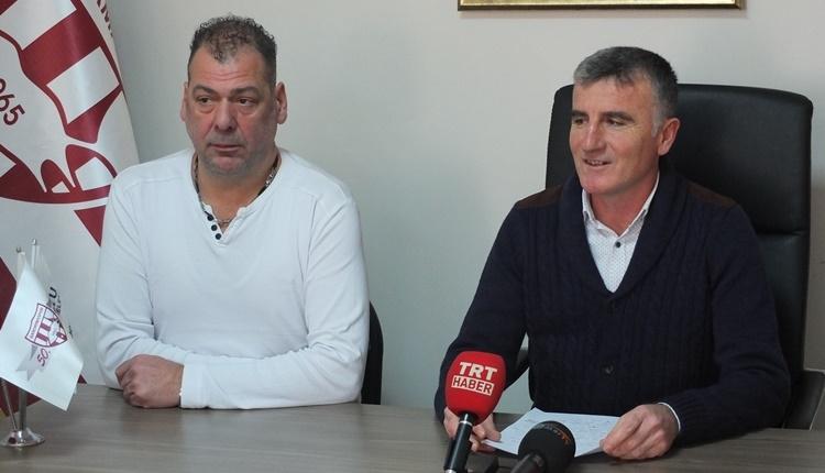 Bandırmaspor, Samsunspor maçında Süper Lig hakemi istiyor