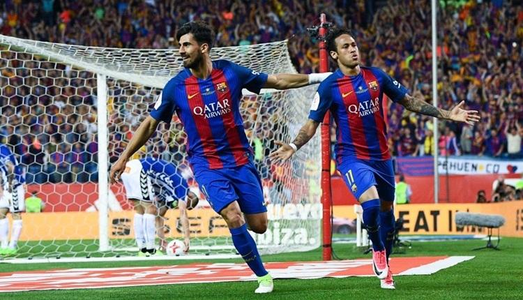 Barcelona 3-1 Alaves maçı özeti ve golleri (İZLE)