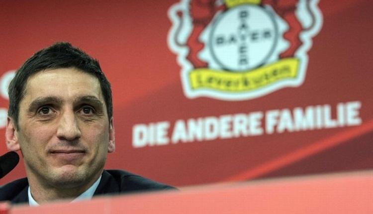 Bayer Leverkusen'de Tayfun Korkut dönemi sona eriyor