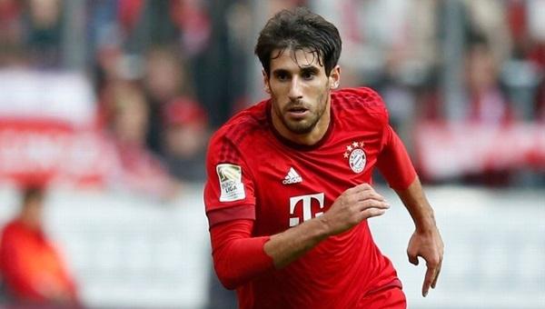 Bayern Münih'te Javi Martinez sezonu kapattı