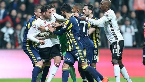 'Beşiktaş - Fenerbahçe derbisi psikoloji dersi'