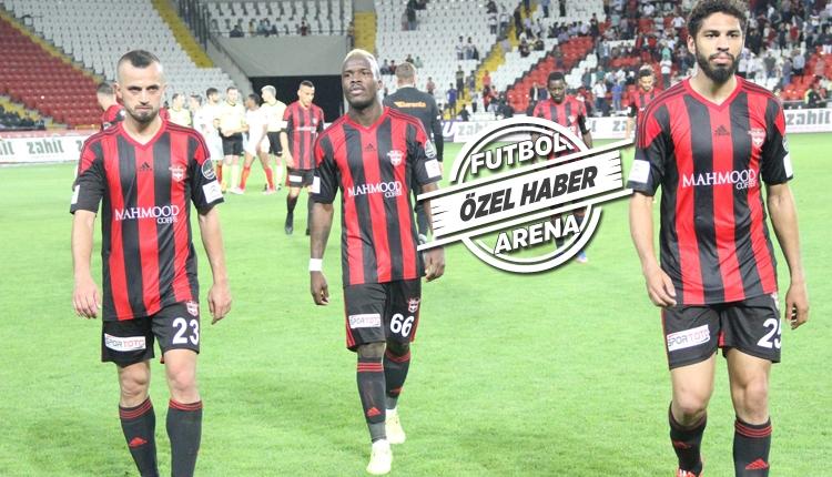Beşiktaş maçında Gaziantepspor'da kimler olmayacak?
