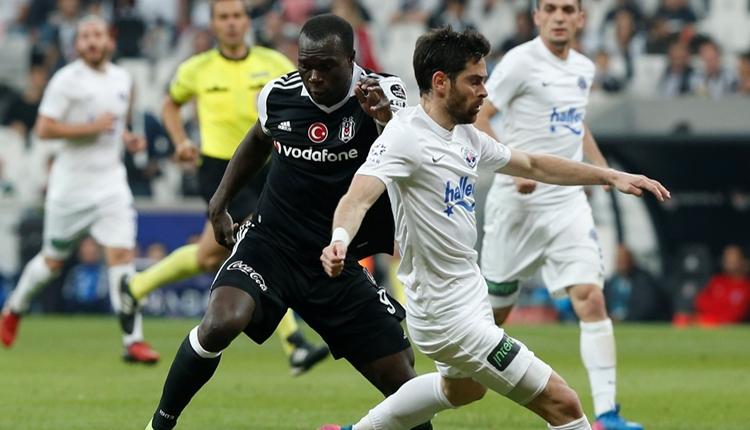 Beşiktaş maçında Kasımpaşa'dan rekor