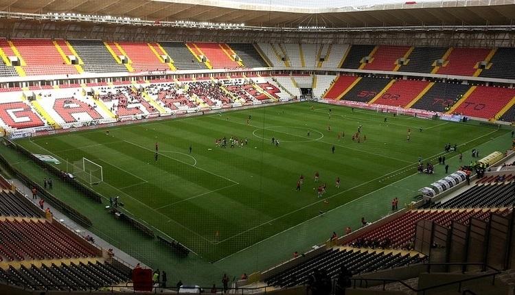 Beşiktaş taraftarı Gaziantepspor biletlerini tüketti