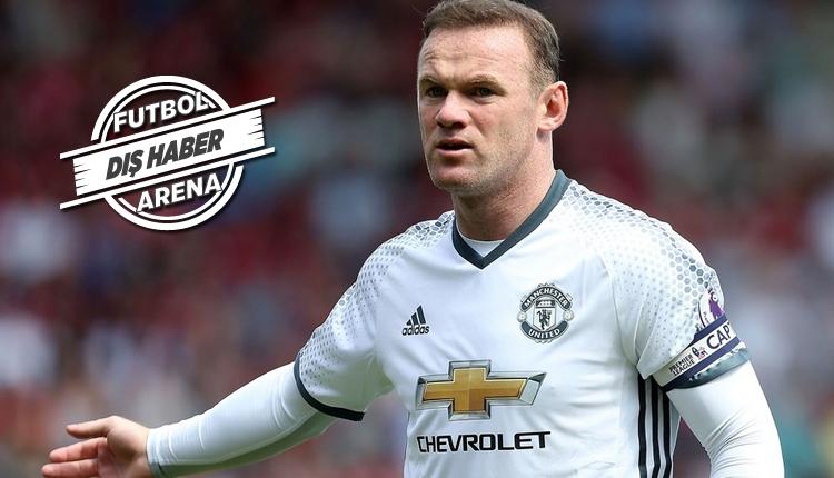 Beşiktaş'a yazılan Rooney'den transfer mesajı