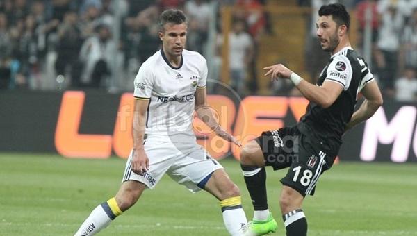 Beşiktaş'ın Fenerbahçe kabusu