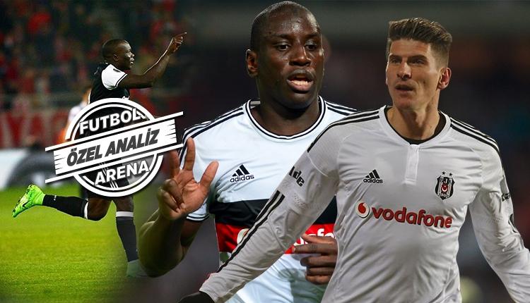 Beşiktaş'ın gol yükü yabancılarda! İşte oranlar