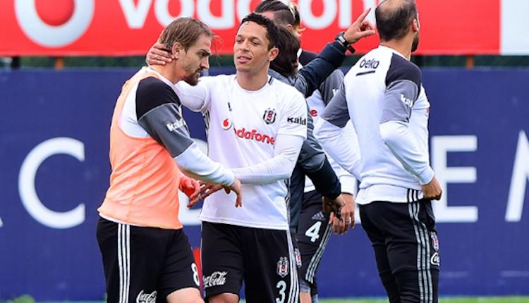 Beşiktaş'ta Caner Erkin ve Ersan Gülüm gerginliği!