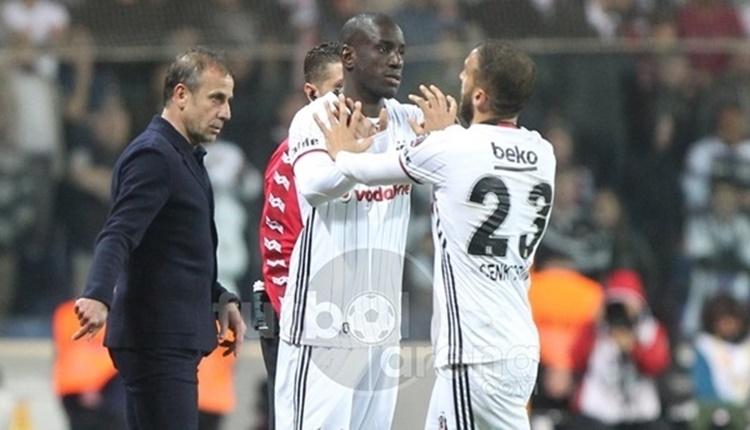 Beşiktaş'ta Demba Ba'ya Osmanlıspor'dan teklif