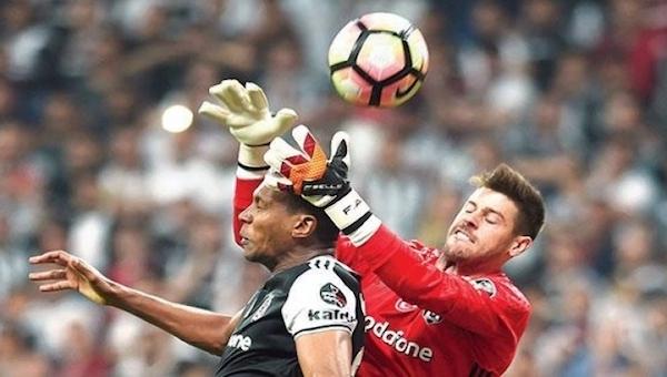 Beşiktaş'ta Fabri ve Marcelo, o golü anlattı