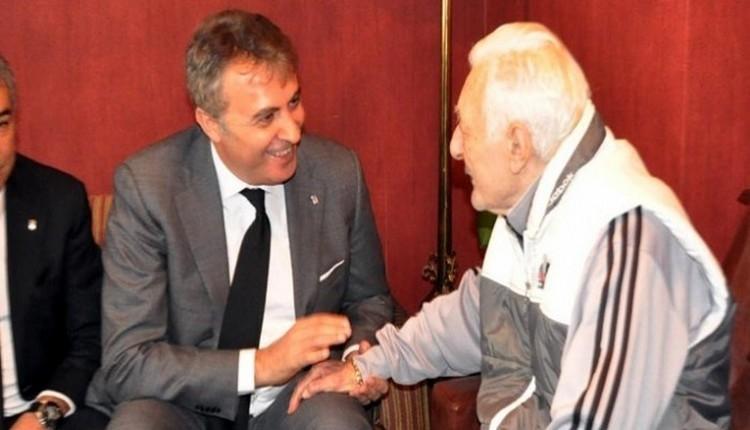Beşiktaş'ta Fikret Orman, Süleyman Seba'dan sonra ilk peşinde