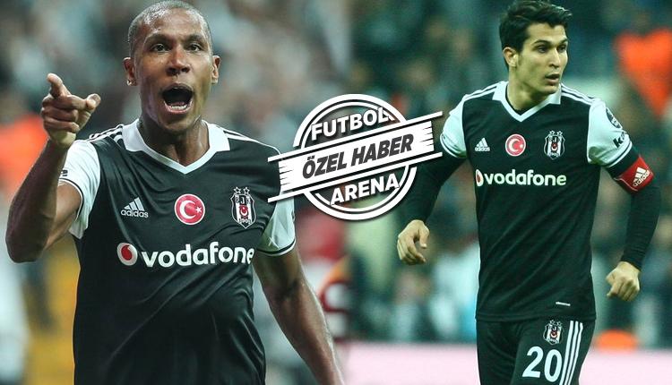 Beşiktaş'ta Marcelo ve Necip Uysal imzalıyor