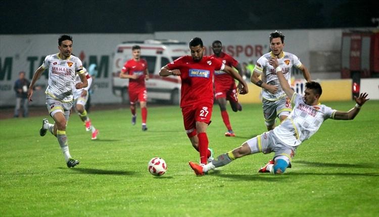 Boluspor 0-2 Göztepe maç özeti ve golleri