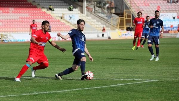 Boluspor 2-1 Adana Demirspor maçı özeti ve golleri (İZLE)