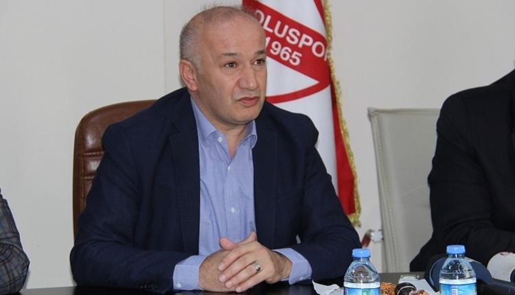 Boluspor - Manisaspor maçı 1 TL