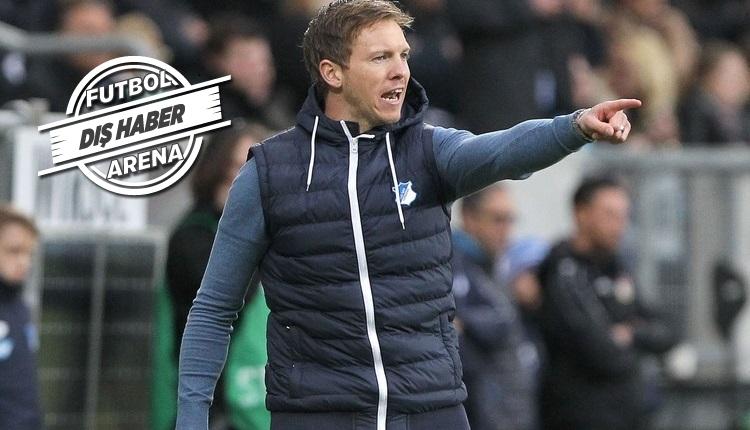 Borussia Dortmund'dan Julian Nagelsmann'a teklif
