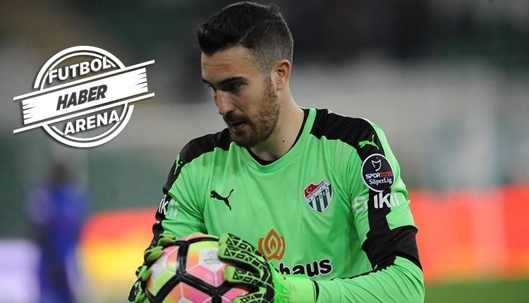 Bursaspor, Harun Tekin'i Fenerbahçe'ye satacak mı?