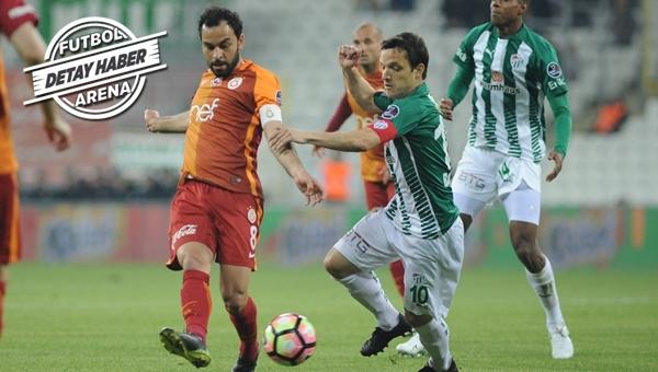 Bursaspor'un tarihe geçmesine 3 maç kaldı