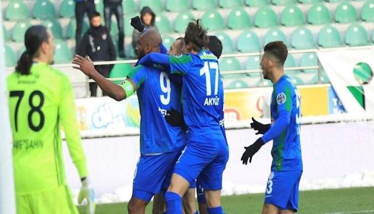 Çaykur Rizespor'da hayal kırıklığı yaşattılar!