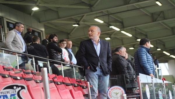 Çaykur Rizespor'da Metin Kalkavan öz eleştire bulundu!