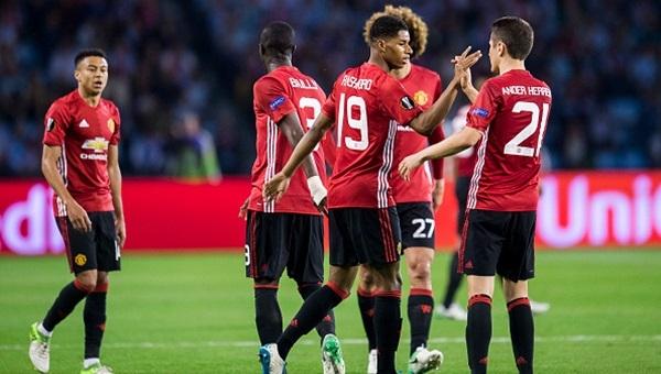 Celta Vigo - Manchester United maçı özeti ve golü (İZLE)