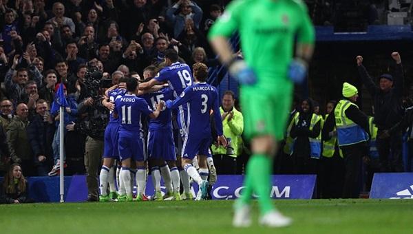Chelsea 3-0 Middlesbrough maç özeti ve golleri