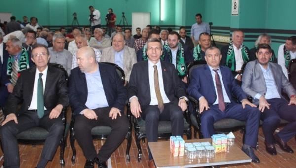 Denizlispor'un 42. Başkanı Mustafa Üstek