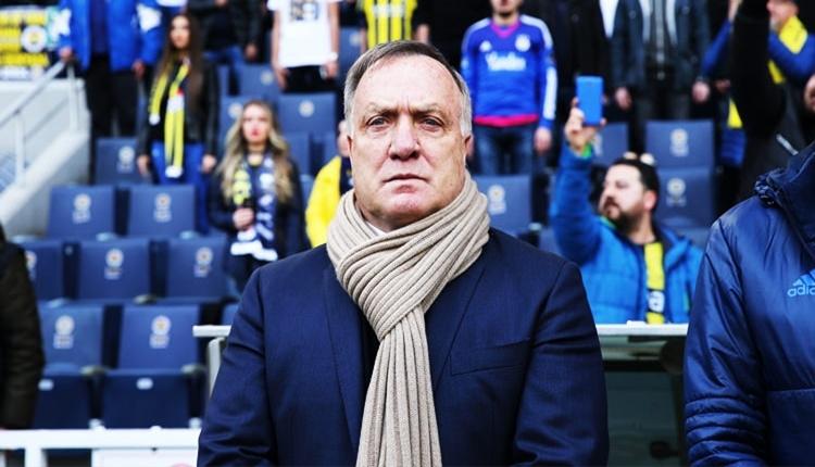 Dick Advocaat'tan Gençlerbirliği maçında Hasan Ali Kaldırım kararı