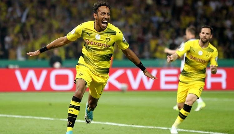 Eintracht Frankfurt 1-2 Borussia Dortmund maçı özeti ve golleri (İZLE)