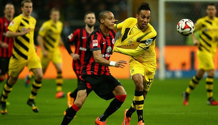 Eintracht Frankfurt - Borussia Dortmund maçı saat kaçta, hangi kanalda?