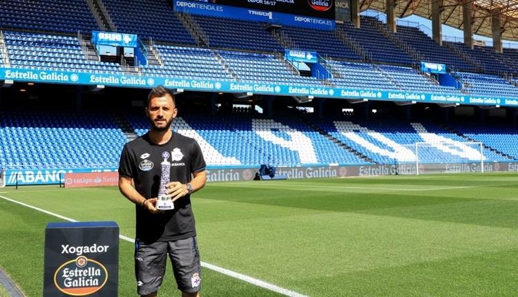 Emre Çolak'a büyük onur! Yılın futbolcusu...