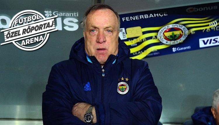 Eski Fenerbahçe yöneticisinden Advocaat'a tepki!