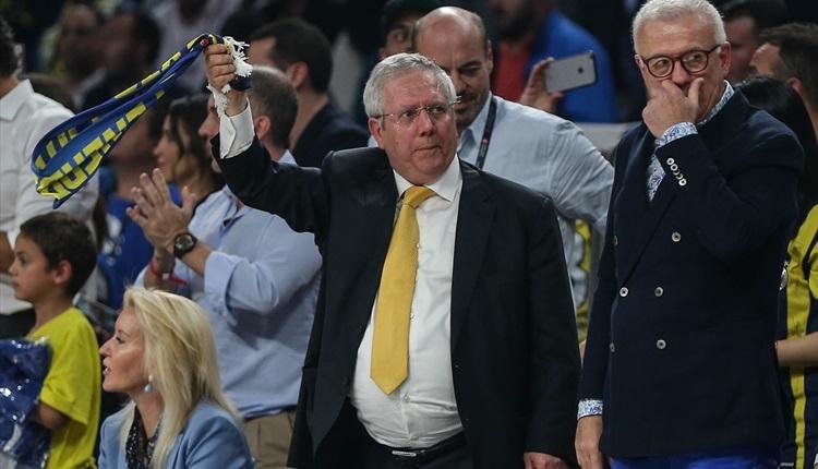 Fenerbahçe Başkanı Aziz Yıldırım: 'FETÖ bize engel oldu'