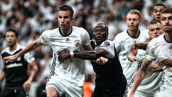 Fenerbahçe, Beşiktaş maçında tarihe geçti