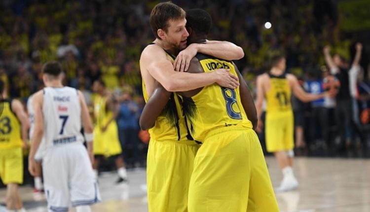 Fenerbahçe, Euroleague'de bir kez daha finalde!