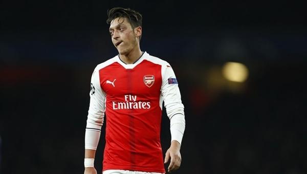 Fenerbahçe iddialarına Mesut Özil'den yanıt