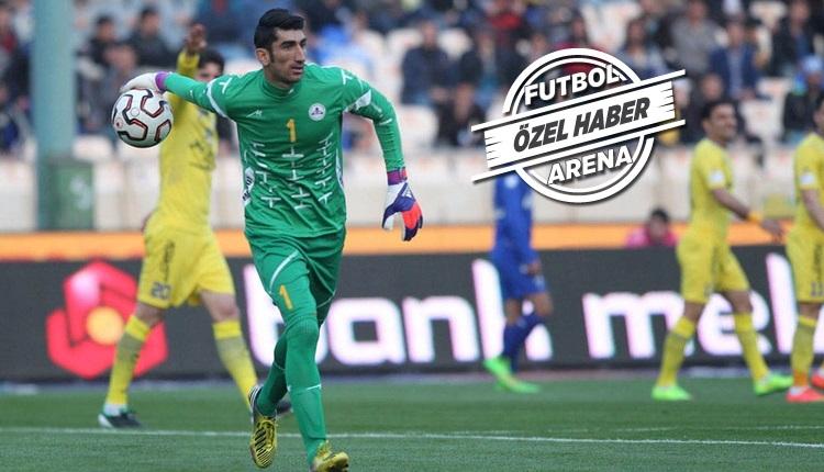 Fenerbahçe İranlı kaleci ile anlaştı ama...
