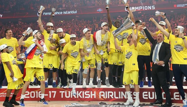 Fenerbahçe, şampiyonluğu taraftarıyla kutlayacak